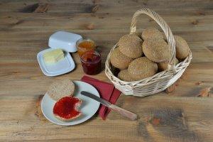 Vollkorn Weizenmehl mikrofein  1 kg
