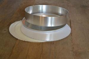 Bäcker-Tortenform-Set, 3-tlg, Ø 28 cm - vielfacher Einsatz