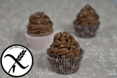 Glutenfreie Schoko-Muffins 500 g