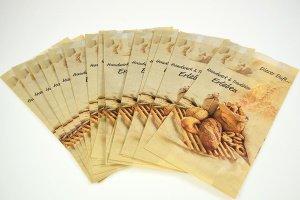Brot- und Semmeltüte aus Papier 14 x 7 x 28 cm, ca.125 Stück