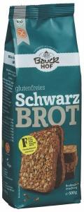 Glutenfreie Mischung für Schwarzbrot, Bio, 500 g