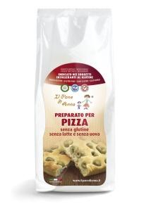 Glutenfreies Mehl für Pizza 250g