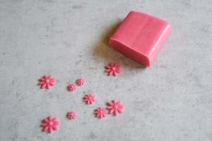 Marzipan - pink - 250 g