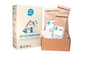 Putz-Box, Clean & Simple, 1000 g, enthält: