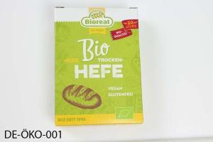 Bio-Trockenhefe, 5 Beutel à 9 g