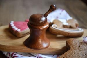 Lebkuchenmühle für Oblatengröße 5 cm