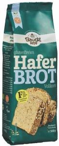 Glutenfreie Mischung für Haferbrot, Vollkorn, Bio, 500 g