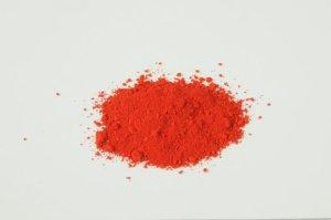 Lebensmittelfarbe Pulver - erdbeerrot - fettlöslich, 5 g