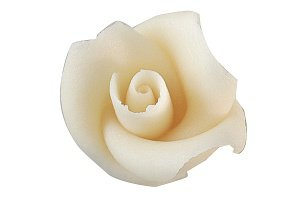 Rosenset sekt aus Marzipan  9 Rosen + 14 Blätter