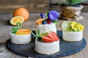 Joghurt-Sahnestand 250 g