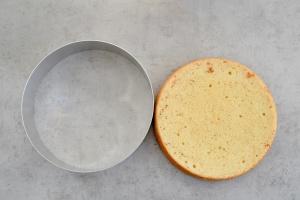Tortenring Alu, 32 cm Durchmesser, 7 cm hoch