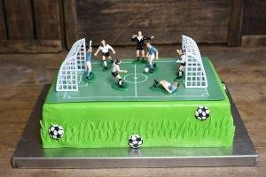 Fußball Set für Thementorten