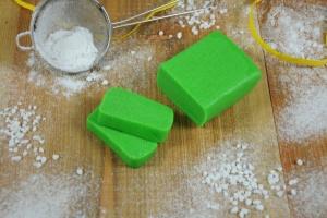 Marzipan - grün - 250 g