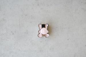 Ausstecher Bär mit Prägestempel, 5 cm