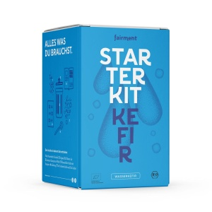 Starter Kit: Wasserkefir-Set