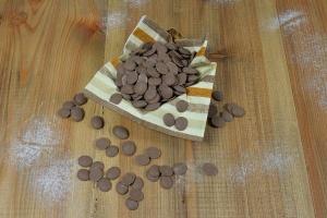 Callebaut Kuvertüre-Chips Vollmilch  1 kg