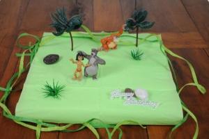 Dschungelbuch-Set für Thementorten