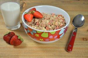 Erdbeer-Amaranth-Müsli, 500g