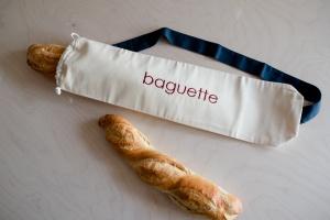 Baguettebeutel 18 x 67 cm