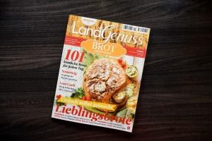 """LandGenuss Spezial- Brot """"Gesund und Gut"""" Ausgabe 01/2020"""