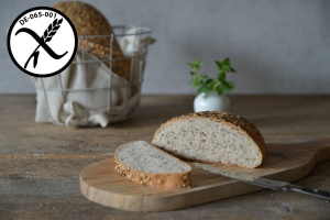 Glutenfreies Körnerkrustenbrot 1 kg