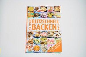 Blitzschnell Backen von A - Z / Dr. Oetker Verlag
