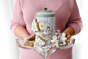 Backset für Kinder: Lebkuchen mit Plätzchendose