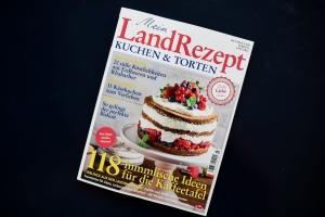 Mein LandRezept Ausgabe 3/19 - Kuchen und Torten