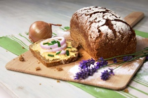 Gersten-Dinkel-Vollkornbrot 1kg - Brot des Jahres 2017/2018