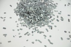 Zucker-Streudekor antiksilberfarben, Granulat, 100-g-Dose