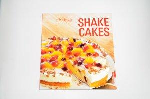 Shake Cakes - Schüttelkuchen / Dr. Oetker Verlag