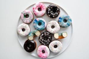 Donut Mix vegan, 500 g