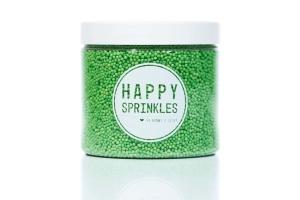 Zuckerperlen, hellgrün, 1,5 mm, 90 g