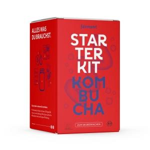 Starter Kit: Kombucha-Set