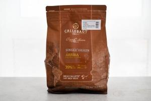 Callebaut Single Origine Arriba, Milchschokolade 39%, 2,5 kg