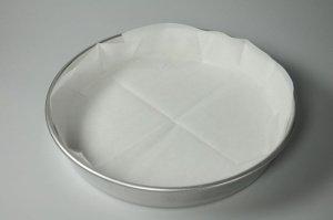 Rundes Backpapier 37 cm / 20 Stück