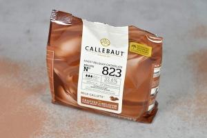 Callebaut 823 Milchschokolade 400 g