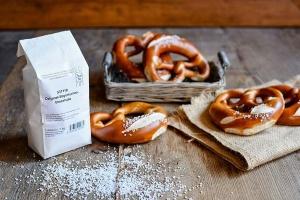 Brezelsalz, Salz für Mühle, Speisesalz, für Salzstreuer 1 kg
