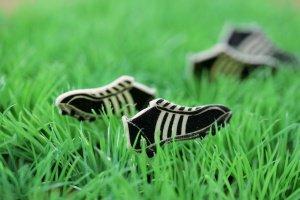 Fußballschuhe aus Marzipan 21 Stück