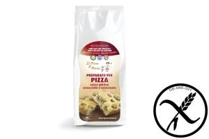 Glutenfreies Mehl für Pizza 500g