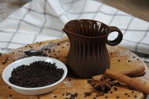 Schokoladen-Schmelzkrug aus Silikon, 100 ml
