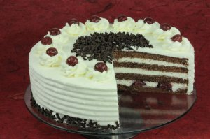 Backset: Schwarzwälderkirsch - Torte