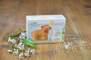Lamm-Backform -Lotti, das Lamm-, antihaftbeschichtet
