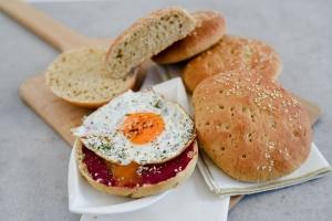 Dinkel Grünkern Mischung für Brot und Brötchen 1 kg