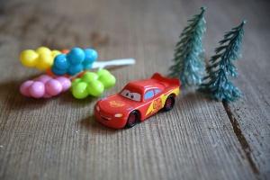 Cars-Set für Thementorten