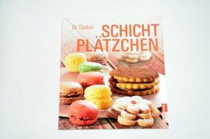 Schichtplätzchen / Dr. Oetker Verlag