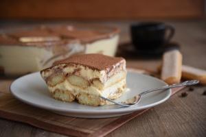 2 x 150 g Glutenfreie Tiramisu Creme, Dessertpulver