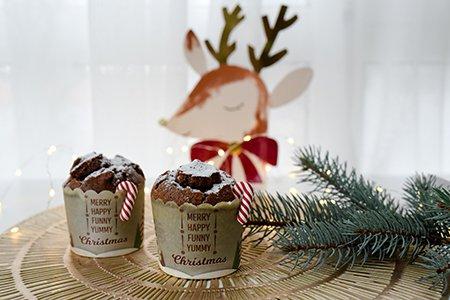 Schoko Nuss Muffins