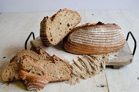 Swabian spelt bread