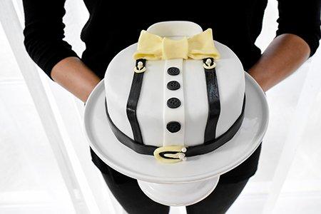 Vatertags Torte Hemd
